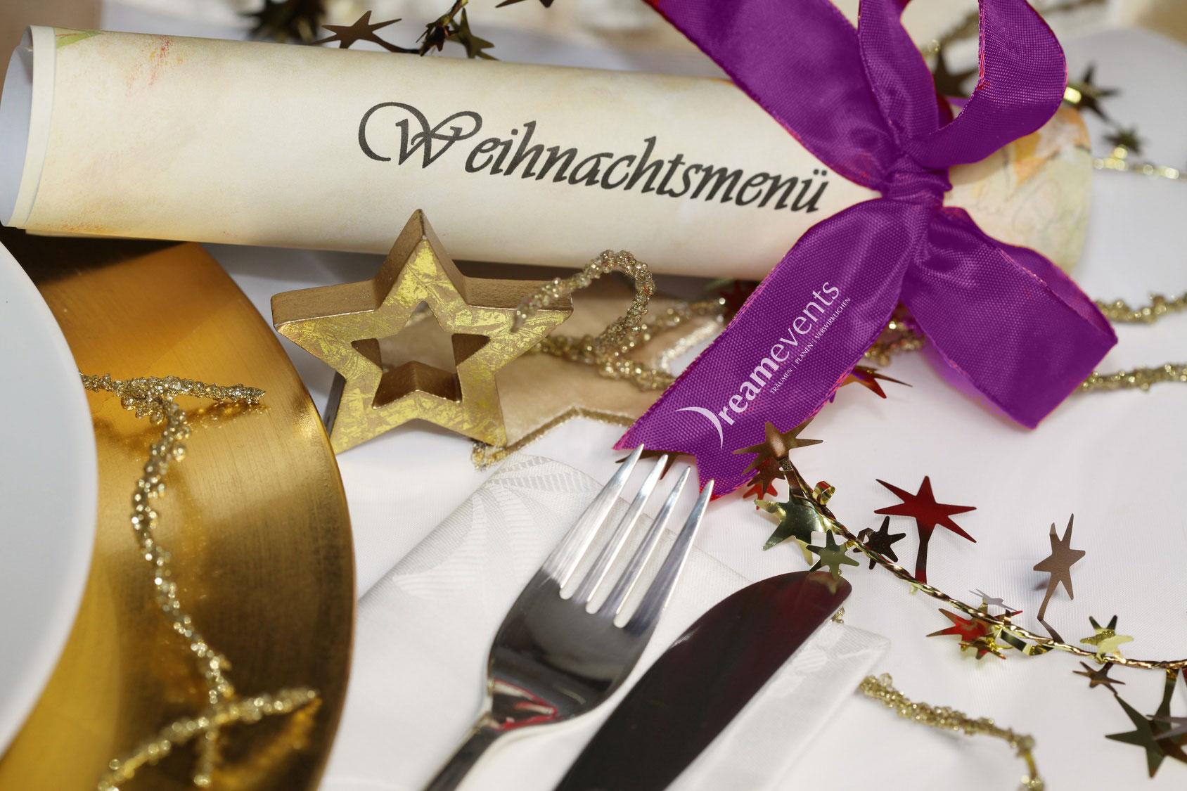 Dreamevents Catering – Ihre Weihnachtsfeier 2014!