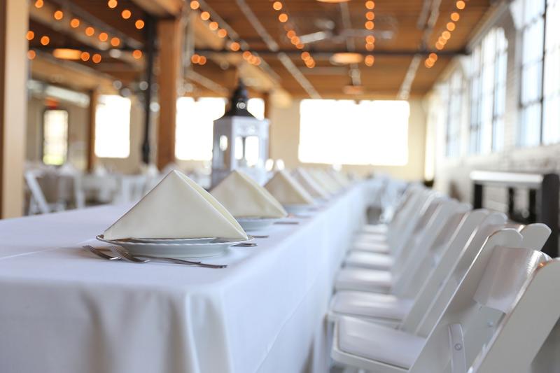 Tischdecke Dekoration